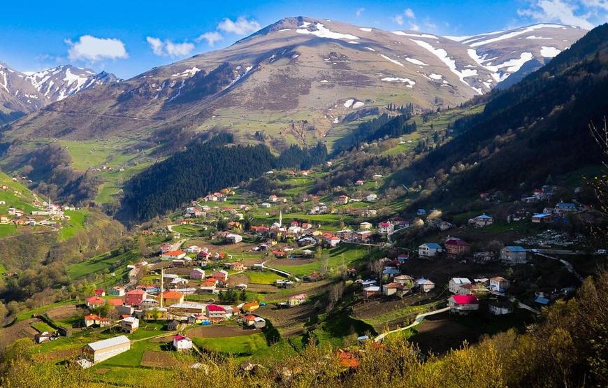 Sümela - Zigana - Karaca Tur Programı