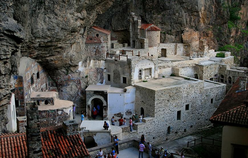 Sümela Manastırı Tur Programı